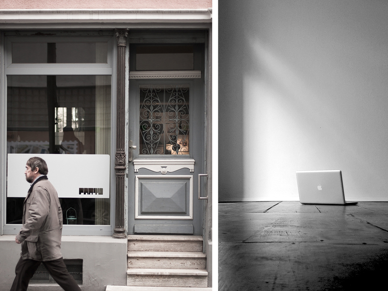 Atelier-Eingang-Bockenheim-Impressionen