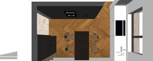 Modernisierung/Einfamilienhaus/Küche